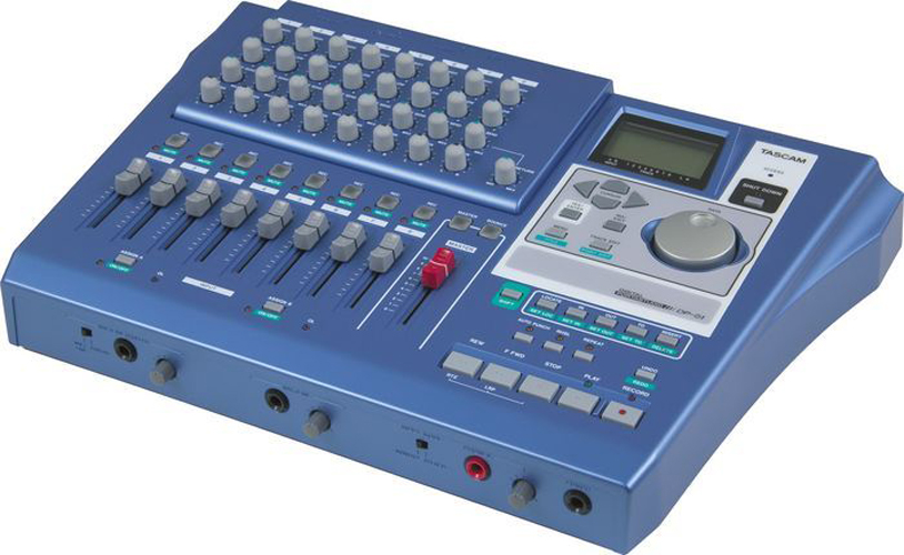 Tips to Use Tascam Digital Recording