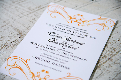 Wedding Invitation Edicate: How To Use Wedding Invitation Etiquette