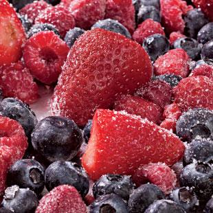 Vacuum Seal Fruits for Freezing