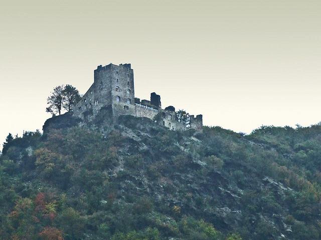 Castle Liebenstein in Germany