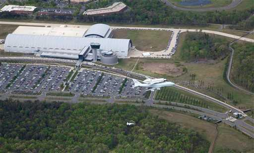 Visit Smithsonian's Udvar Hazy Air and Space Museum