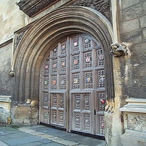 Visit the Bodleian Library