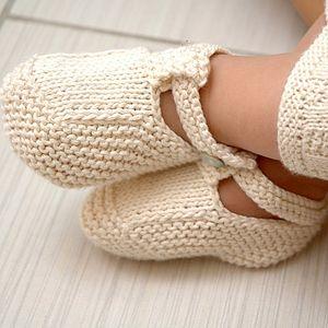 Sew Baby Booties