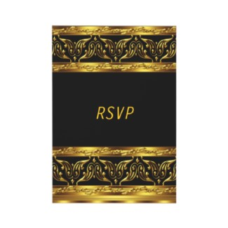 RSVP on Party Invitations