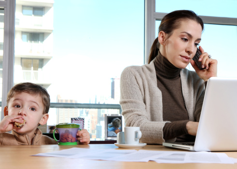 Tips about How to Work from Home with your Preschooler