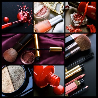 essentials of makeup