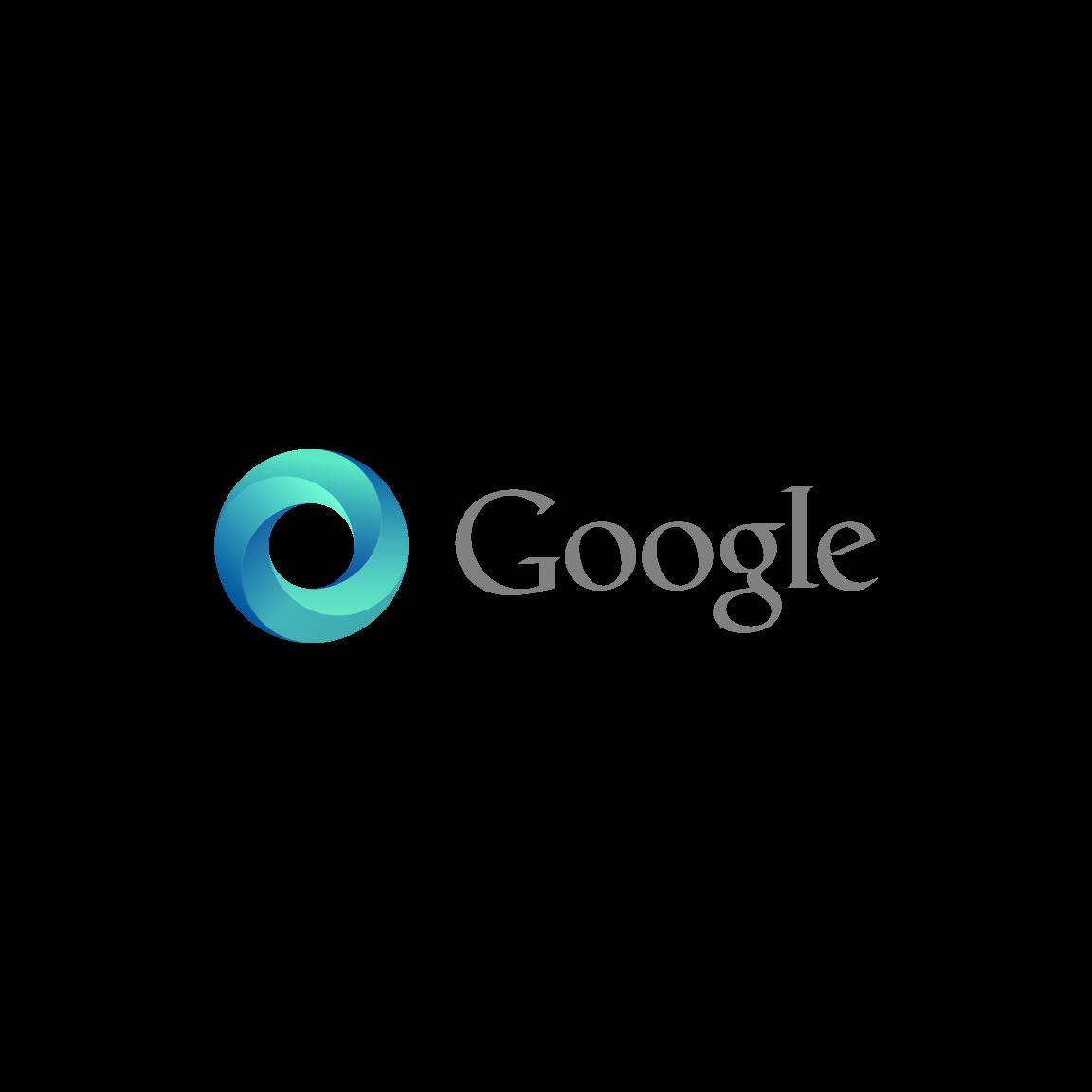 Google Currents Logo White Background on Stepbystep