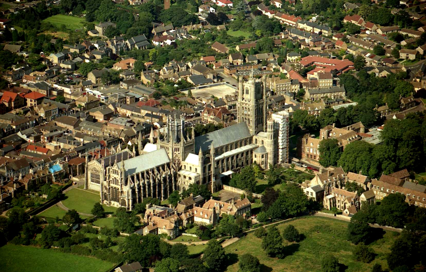 How to Travel from London to Ely