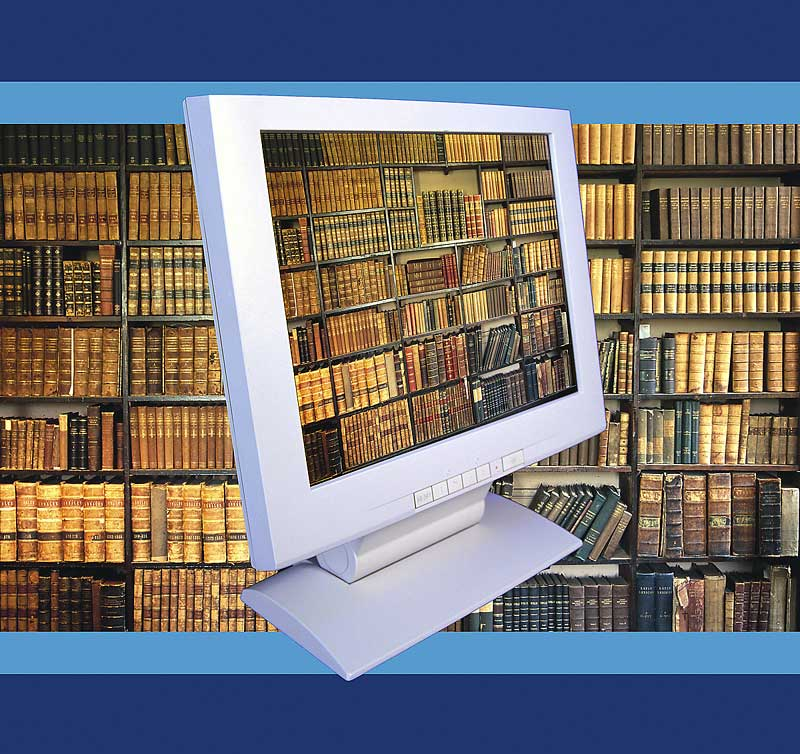 What Is a Virtual Library And How Is It Accessed