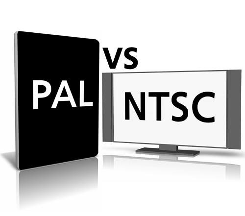 Difference Between NTSC and PAL