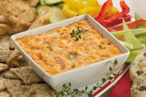 crab dip cream and cheese