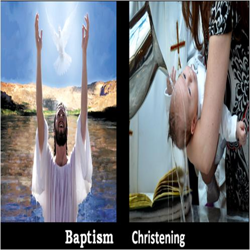 Baptism and Christening