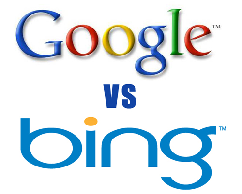 Difference Between Bing and Google