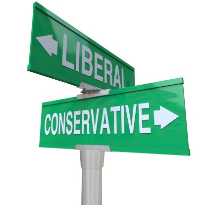 Liberals and Conservatives