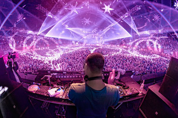 House Music and Trance