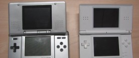 Nintendo DS and DS Lite