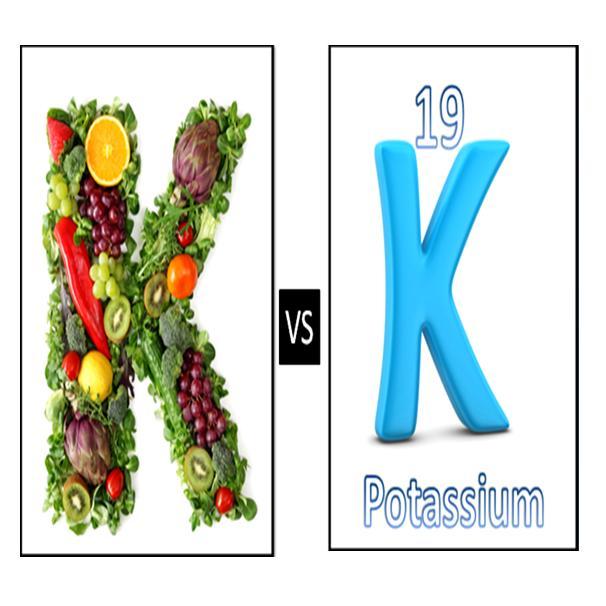 Vitamin K and Potassium