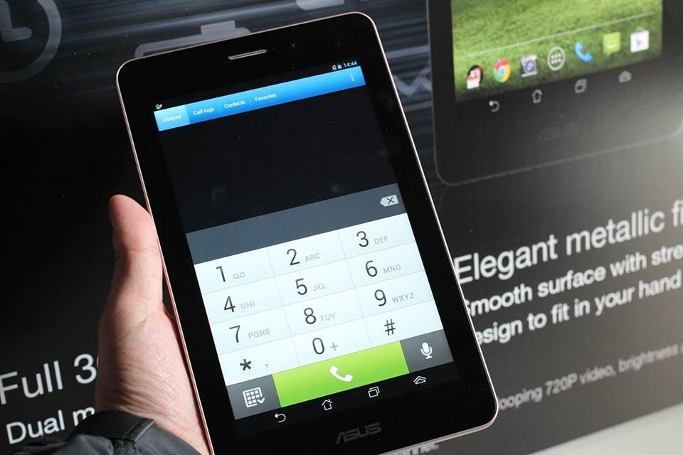 Difference between Asus Fonepad and Google Nexus 7