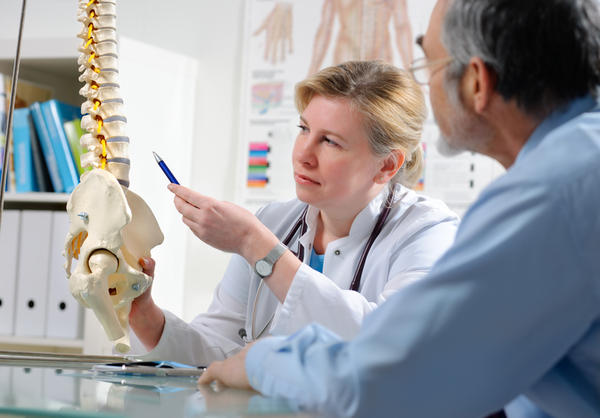 Chiropractor and Osteopath