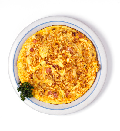 Know the Difference between Frittata and Omelette