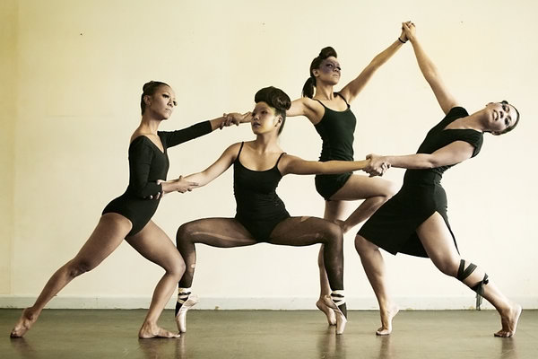 Jazz and Contemporary dance