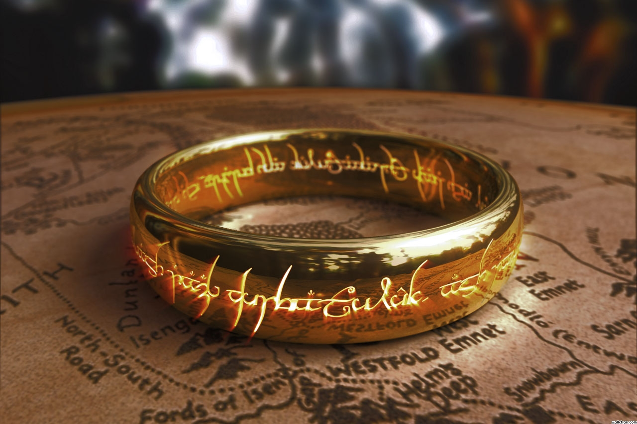 One Ring Tolkien Quotes QuotesGram