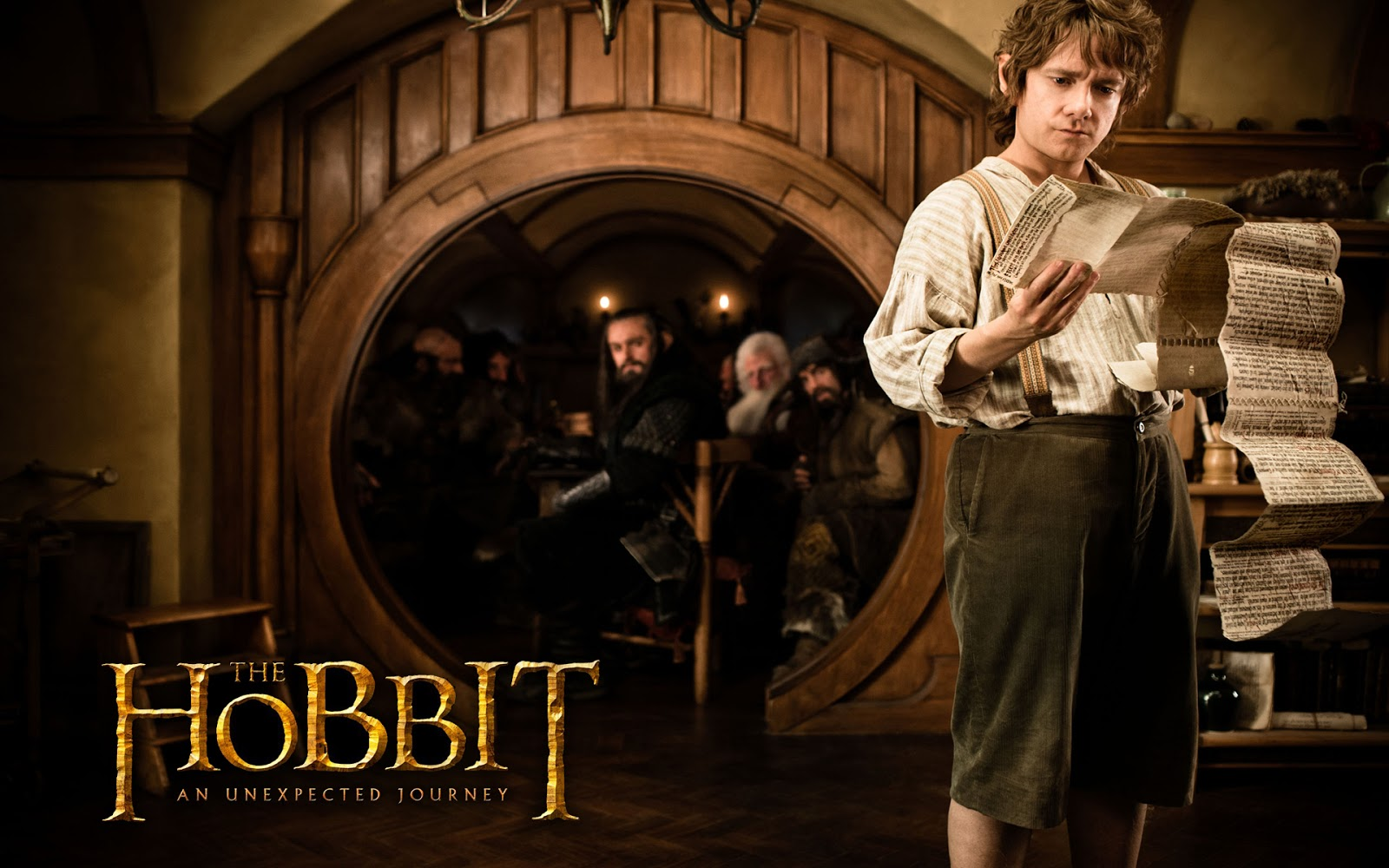 a comparison of the lord of the rings and the hobbit Peter jackson on how the hobbit differs from the lord of the rings: jackson: the hobbit is very much a children's book and the lord of the rings is something else.
