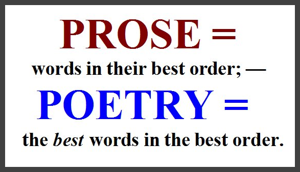 prose and poetry essay Yet prose poetry often can be identified as prose for its reliance on prose's association with narrative and on the (poetry) haibun lyric essay micro-story.