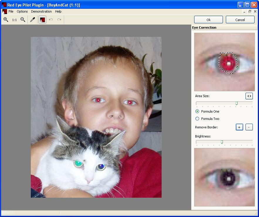 Eye Adobe Photoshop