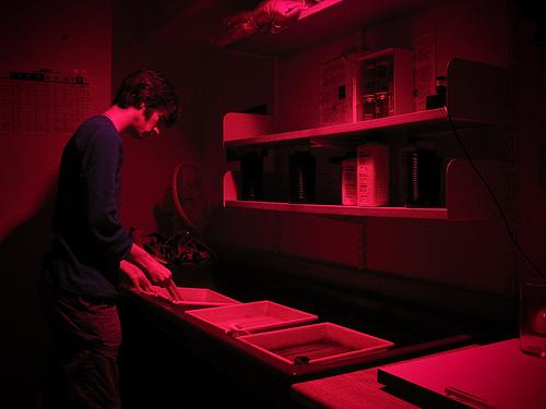 Being Safe in a Photographic Darkroom