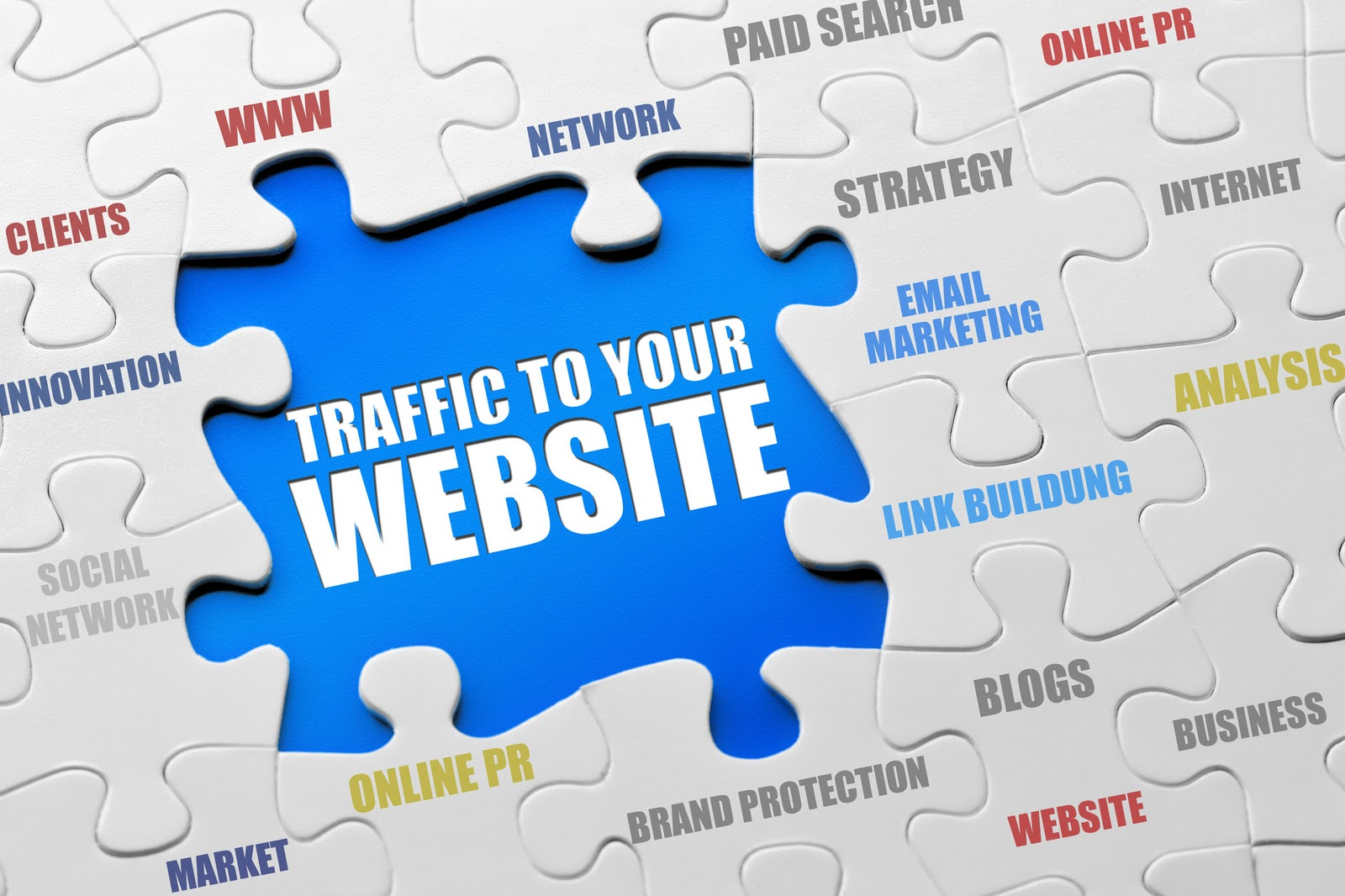 Boost Traffic to Your Website