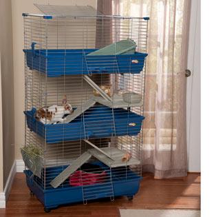 Build a Ferret Cage