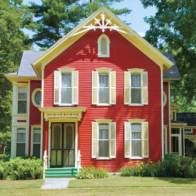 How to choose exterior paint colors - How to choose paint colors for house exterior property ...