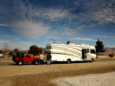 How to Choose the Right Vehicle for Towing Your RV