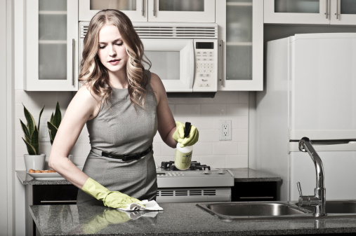 How to Clean a Granite Countertop