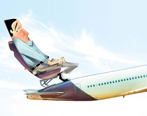 Tips to Conquer fear of Flying