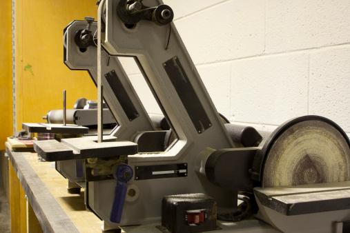 Controlling Belt Sander Speed