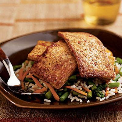Cook Tasty Tofu for a Non-vegetarian