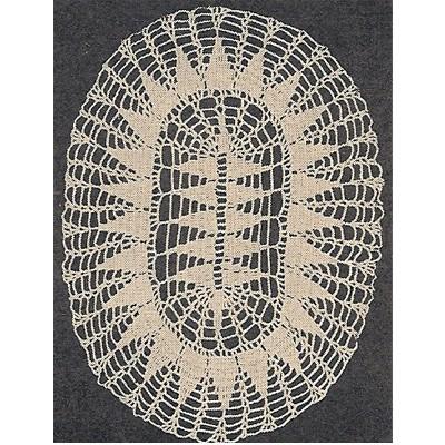 Crochet a Basic Oval Shape