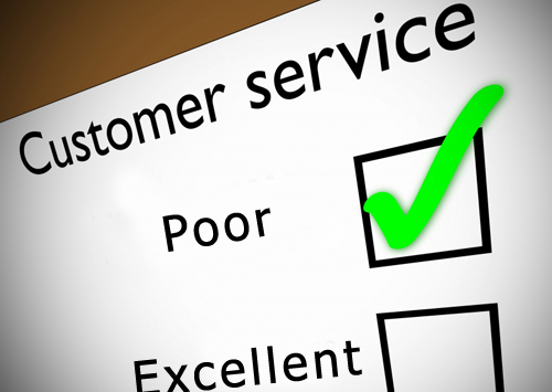 How to Deal with Bad Customer Service