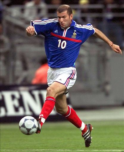 Zidane turn
