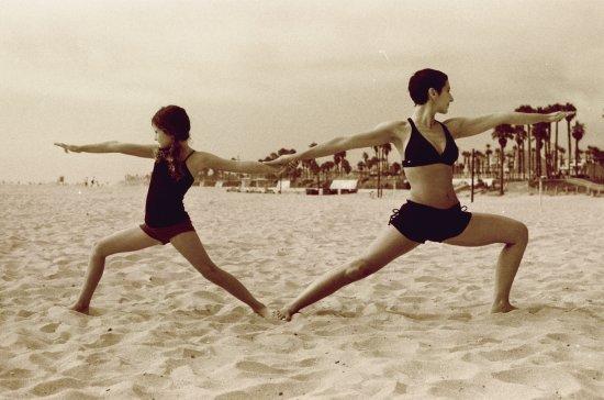 Yoga Warriors partners