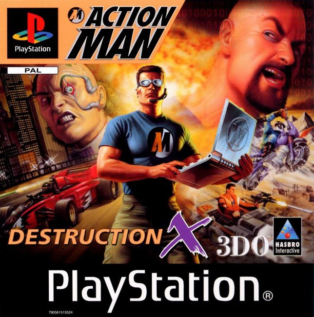 Download Free Action Man 2