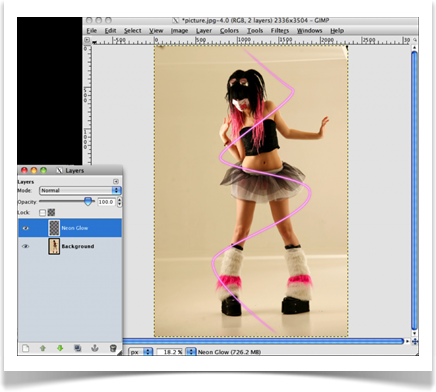 How to Edit an Image with GIMP Freeware