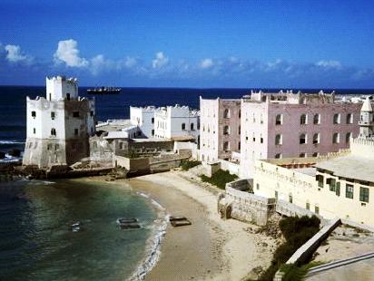 Somalia tourism destinations
