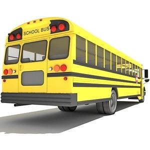 Seat on the School Bus