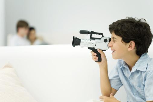 Find the Best Camcorder for Kids