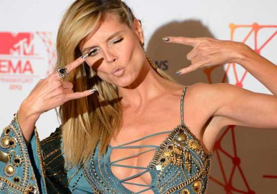 How to Get a Body Like Heidi Klum