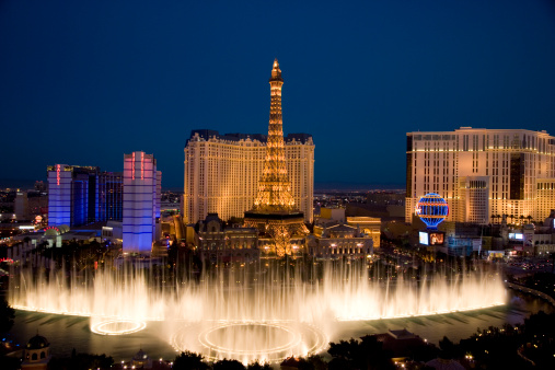 Going to Vegas on a Budget