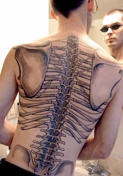 How to Have a Nice Tattoo in your Back